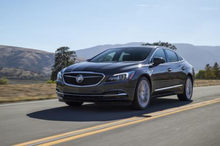 El Buick LaCrosse se renueva para plantar cara a Lexus, Lincoln y todos los demás