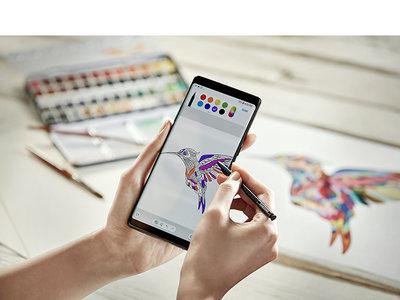 Comparativa Samsung Galaxy Note 8 contra la competencia: así queda la guerra por la gama alta