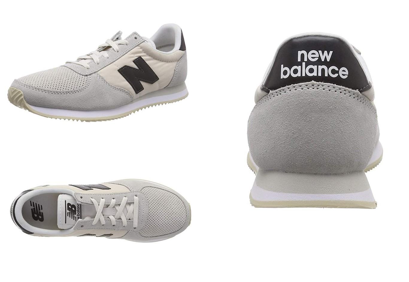 best service cc388 b26de Las zapatillas New Balance 220 en gris pueden ser nuestras desde 34,92  euros gracias a Amazon
