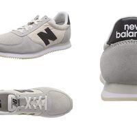 Las zapatillas New Balance 220 en gris pueden ser nuestras desde 34,92 euros gracias a Amazon