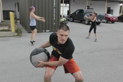 CrossFit, una buena forma de moldear el cuerpo