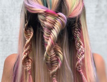Las trenzas ADN son el nuevo #HairGoals de Instagram (y querrás lucirlas este verano sin falta)