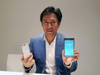 """""""No todas las marcas pueden vender móviles de 1.000 euros"""", Hideyuki Furumi, VP de Sony Mobile"""