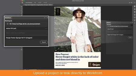 Adobe compra Workfront por 1.500 millones de dólares para hacer más colaborativas sus aplicaciones