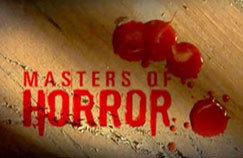 Segunda temporada para Masters of horror