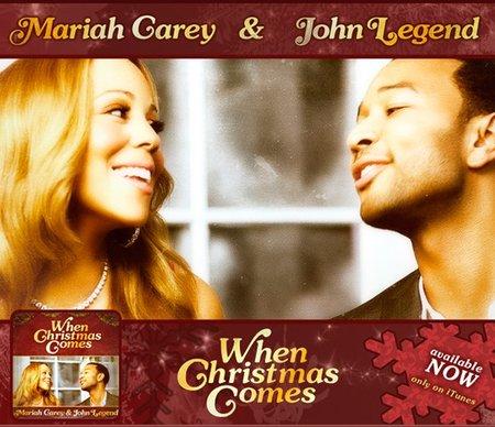 Mariah Carey sigue con su gran espíritu navideño