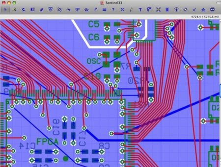 Osmond PCB, diseña integrados desde tu Mac