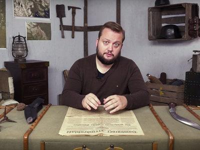El canal de YouTube sobre la Primera Guerra Mundial que va a ahogarse por culpa del propio YouTube