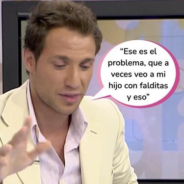 Este es el comentario homófobo de Antonio David Flores sobre su hijo que ha pillado por sorpresa a Rocío Carrasco y que ha indignado a las redes