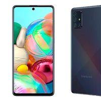 El Samsung Galaxy A71 tendrá una versión con 5G, según una filtración