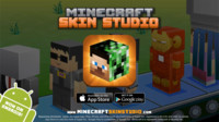 Minecraft Skin Studio llega a Android