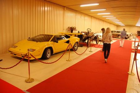 Lamborghini Countach en Torre Loizaga