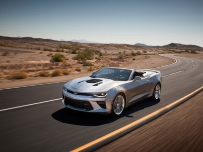 Callaway 2016 Chevrolet Camaro: más allá de los 600 CV