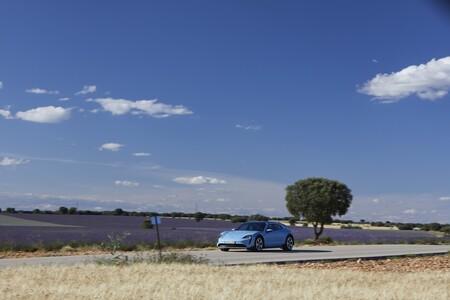 Porsche Taycan Cross Turismo Prueba Contacto 38