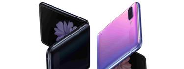 Galaxy Z Flip, precio y disponibilidad en México del segundo smartphone plegable de Samsung