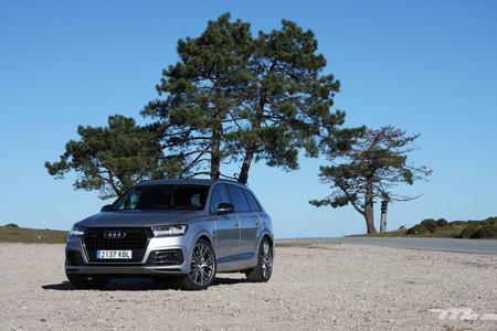 Probamos el Audi Q7 3.0 TDI 'Ultra', un SUV muy tecnológico que busca la eficiencia y encuentra el confort