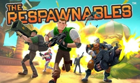 The Respawnables, el divertido y premiado shooter llega a Android