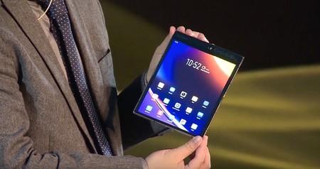 Filtradas las especificaciones del FlexPai 2: pantalla 2K y cuádruple cámara para el futuro móvil plegable