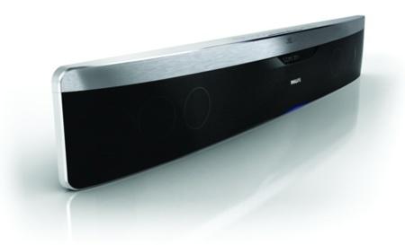 Philips renueva su barra de sonido con la Soundbar HTS9140