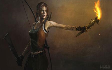 Así será la nueva Lara Croft de Square. Primeras imágenes y detalles