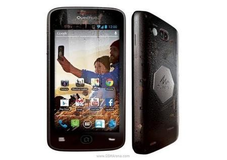 Quechua Phone 5, un Android resistente al agua y con batería de larga duración