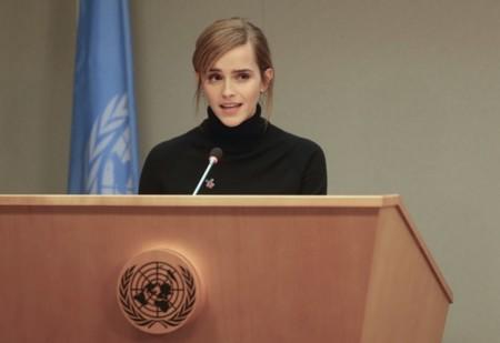 Emma Watson pronuncia un discurso a favor de la igualdad en la universidad (y recibe críticas sexistas por ello)