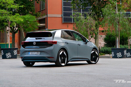 The Volkswagen ID.3 triumphs in Europe with 144,000 units sold, but in Spain