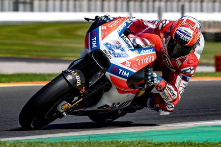 ¿Casey Stoner listo para volver? Ducati se marcha de Valencia con los deberes hechos