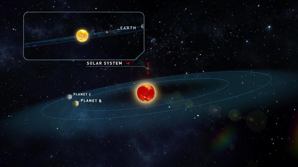 Almería a la cabeza de la búsqueda de agua en el espacio exterior: Calar Alto detecta dos candidatos muy cercanos a la Tierra
