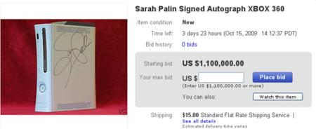 Una Xbox 360 de 1.100.000 dólares