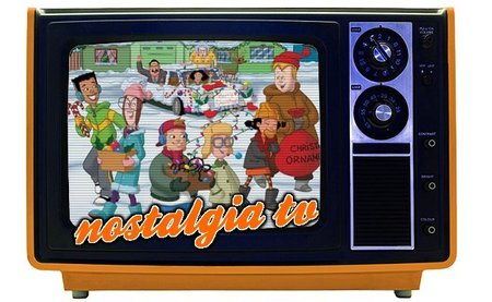 'La Banda del Patio', Nostalgia TV
