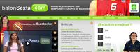 Balonsexta.com, una forma diferente de La Sexta para seguir el Eurobasket