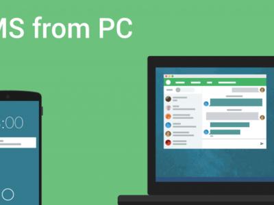 Pushbullet ahora muestra el historial de SMS en PC