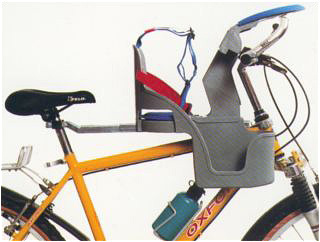 WeeRide Bike Carrier: nuevo sistema para llevar niños en bicicleta