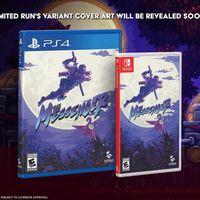 The Messenger llegará en físico a PS4 y Switch de la mano de  Special Reserve. Ojo, y sin una cantidad de reservas fijada