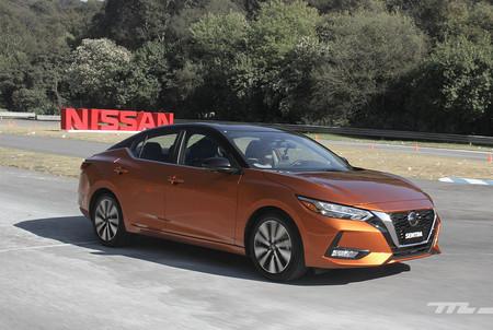 Nissan Sentra 2020 Mexico 10