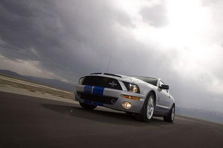Nueva galería del Shelby Mustang GT500KR
