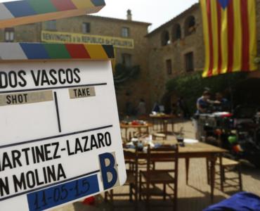 '8 apellidos vascos': primera imagen del rodaje de la secuela