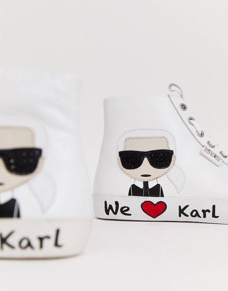 Las mejores ofertas de zapatillas de lujo hoy en ASOS: Karl Lagerfeld , Tommy Hilfiger y Boss más baratas