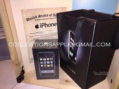 Alguien vende un iPhone original y sin abrir por... ¡9.500 dólares!