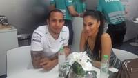 Nicole Scherzinger y Lewis Hamilton rompen por vez... ¿tropecientas?