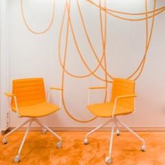 Foto 9 de 10 de la galería espacios-para-trabajar-las-oficinas-de-skype-en-estocolmo en Decoesfera