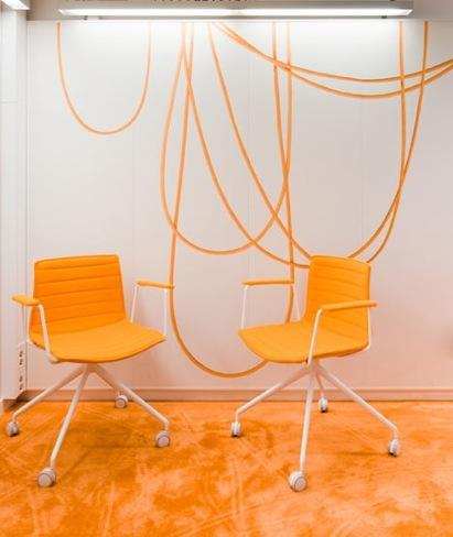Foto de Espacios para trabajar: las oficinas de Skype en Estocolmo (9/10)
