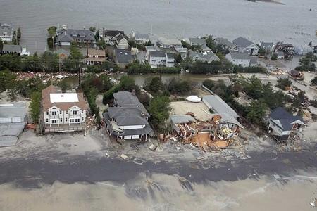 EEUU y Sandy, una relación para olvidar