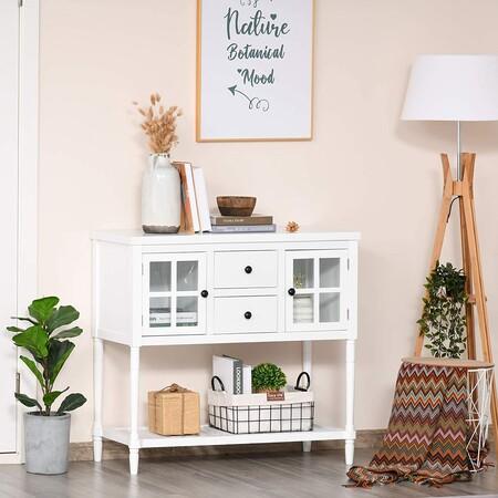 Renueva tu hogar y aumenta la capacidad de almacenamiento por muy poco dinero con estos muebles con descuento de Amazon