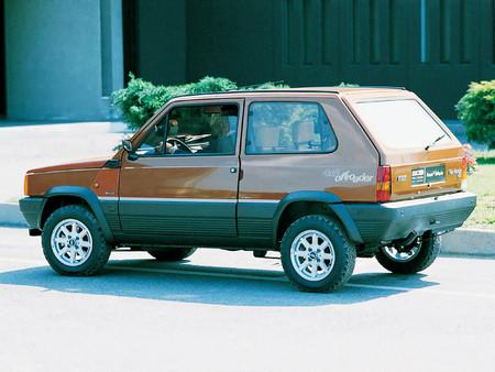 Fiat Panda 4x4 Offroader