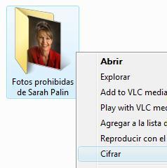 Cifra tus archivos fácilmente en Windows Vista