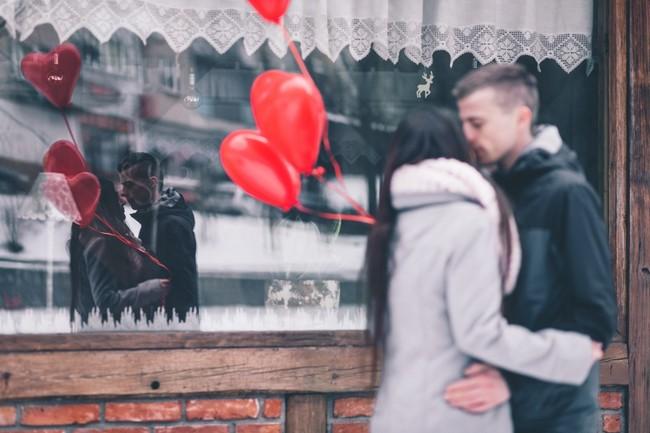 Cita San Valentin