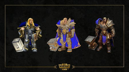 Warcraft Iii Reforged Arthas Concept Art