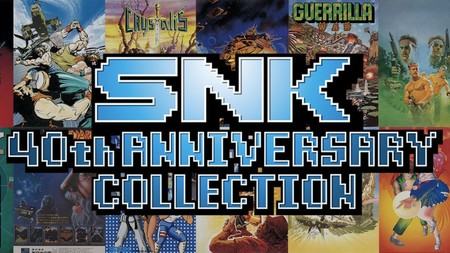 SNK 40th Anniversary Collection se actualiza gratuitamente con 11 juegos nuevos